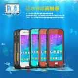 中国製SamsungギャラクシーS6のための防水セルまたは携帯電話のケース