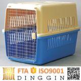 De professionele Plastic Carrier van het Huisdier voor Reis