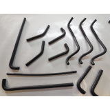 The Competitive Price와 ISO Certification를 가진 자동차 Rubber Special Pipe