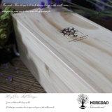 Коробка вина коробки Hongdao_Wooden сползая крышку Box_F