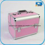 Cassa di strumento di alluminio professionale governare di trucco di prestazione superiore (Amg-126)