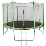 Modelos de uso geral: Trampoline redondo de 6FT e resistente verdes