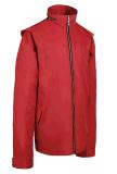 Водоустойчивая куртка Hodded Unisex отделяемая