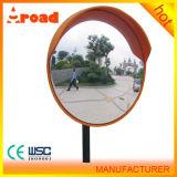 Miroir convexe extérieur pour la sûreté de chaussée