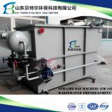 Traitement d'eaux d'égout d'industrie, traitement des eaux résiduaires graisseux, élément de DAF
