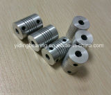 China Aluminium Flexible Shaft Coupling para CNC Machine