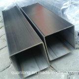 Roestvrij staal Gelaste Pijp, de Vierkante Pijp van het Roestvrij staal
