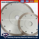 Supplier professionale Turbo Diamond Saw Blade per Ceramic Granite Concrete