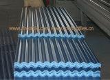 3 couches d'UPVC d'onde de type de feuille de toiture en Chine