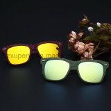Gafas de sol promocionales Eyewear UV400 de la antigüedad clásica de la PC del OEM