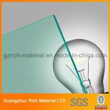 2.8mm 색깔 기술 삽화를 위한 플라스틱 아크릴 장 플렉시 유리 방풍 유리 장
