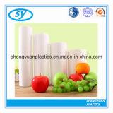 Sacs en plastique meilleur marché de nourriture de HDPE/LDPE sur le roulis