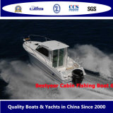 Vissersboot 640 van de cabine