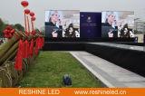 Pantalla de visualización video del acontecimiento LED del fondo de etapa/el panel/muestra/pared de alquiler al aire libre