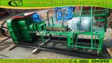 BR-250 diesel kleine kleibaksteen het maken machine met motor