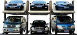 Quattro Post Auto Lift con Alignment e Reote Contral