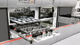 800A高品質の機械を作る波形のカートンボックス