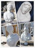 Мраморный скульптура бюста