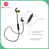 Auriculares de Bluetooth do telefone móvel de amostras livres para o esporte