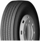 Boto Truck Tyre 12r22.5, Long - transporte Steer Trailer Tyre