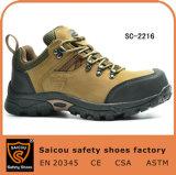 Ботинки безопасности Sc-2216 резиновый единственного полесья лета облегченные