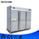 Холодильники кухни горячих дверей варианта 6 сбывания коммерчески