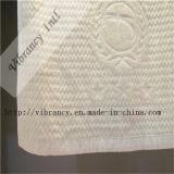 100%年の綿の白いテリーのホテルの浴室タオルのプールタオル