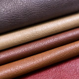 PU Imitation Leather de Graining del guijarro para Shoes, Bags, y Sofas