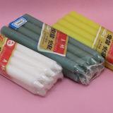 Vela blanca de la cera barata del precio de la marca de fábrica 1.6*22 de Aoyin por la fábrica de la vela de China