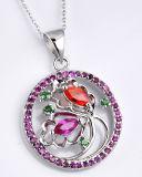 Juwelen 925 van de manier Echte Zilveren Etnologische Tegenhanger (B-3984, B-3964, B-3959, B-3956, B-3955, B-3952)