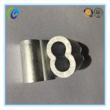 De 8 Kokers met grote trekspanning van het Aluminium van de Zandloper van het Type