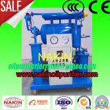 Machine/pétrole de filtration de pétrole de transformateur de vide de Zy réutilisant la machine