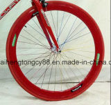 700c 다채로운 프레임 (SH0-FX01)를 가진 강철 단 하나 속도 자전거 또는 자전거