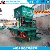 Máquina de fatura de tijolo hidráulica da argila Dmyf600 em India