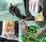 Heißer verkaufender wegwerfbarer Gebrauch der PET Handschuh-Nahrung/Industrial/Home