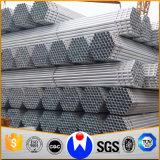 Tubi d'acciaio galvanizzati filettati di vendita caldi per acqua
