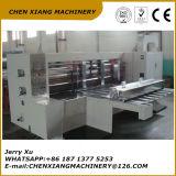 型抜き機械に細長い穴をつけるフルオートの印刷