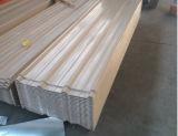 Гальванизированный строительным материалом Prepainted лист цвета Corrugated стальной