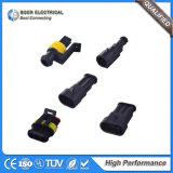 Connecteurs imperméables à l'eau de fil automobile de lampe xénon 1.5 série Superseal 282080-1