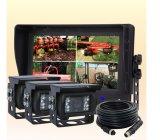 Pièces d'auto de système renversé d'appareil-photo pour la visibilité de sûreté d'entraîneur de ferme