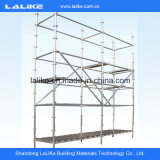 Industrial Use를 위한 최신 DIP Galvanized Ringlock System Scaffolding