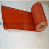 Cobertor/tampa do incêndio usada nas plantas de aço