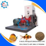 machine d'extrudeuse d'aliment pour animaux familiers de taille de 1-10mm