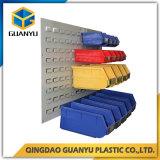 De muur Opgezette Bakken van de Opslag van Stukken Plastic voor Verkoop (PK011)