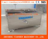 De Wasmachine van het Ozon van het roestvrij staal voor Fruit/met Generator 1000 van het Ozon