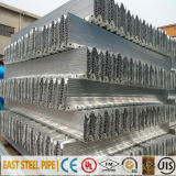 Dipped quente Galvanized Block Post W Beam para Highway