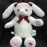 Nette Großhandelstiere füllten weiches Spielzeug-langes Bein-Kaninchen-Plüsch-Spielzeug an