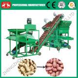 Insieme completo di alta qualità dell'arachide che sgrana macchina