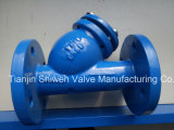 Duktiler Eisen-Filter Y-Typ Grobfilter (GL41-10/16)