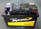 최신 인기 상품! DIN74는 비용이 부과된 자동차 배터리를 말린다